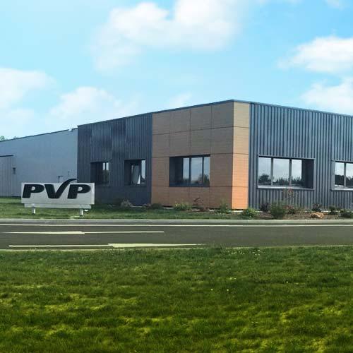 La société PVP